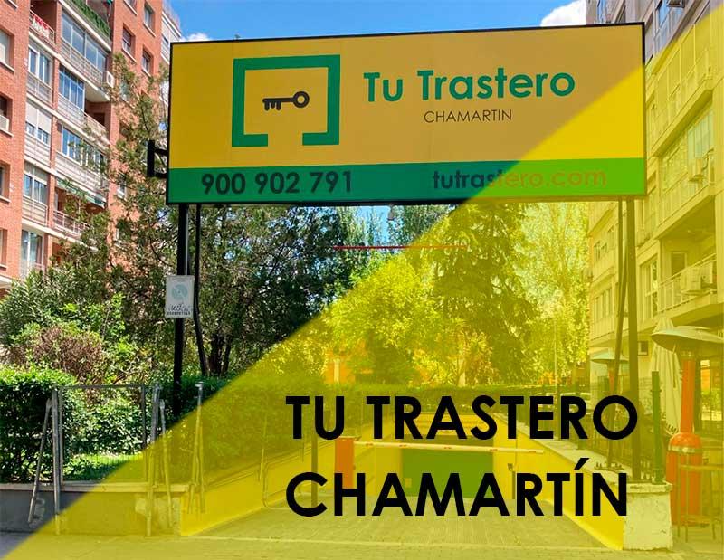 Trasteros Chamartín