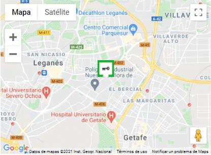 Leganés Butarque